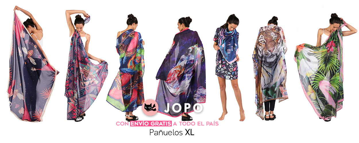 Pañuelos XL JOPO
